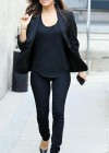 Eva Longoria Leaving Ken Paves Salon-01