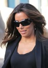 Eva Longoria Leaving Ken Paves Salon-05