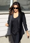 Eva Longoria Leaving Ken Paves Salon-06
