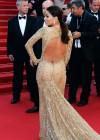 Eva Longoria in hot dress -01