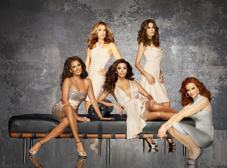 "... post Eva Longoria – ""Desperate Housewives"" Season 8 Photoshoot Desperatehousewives"