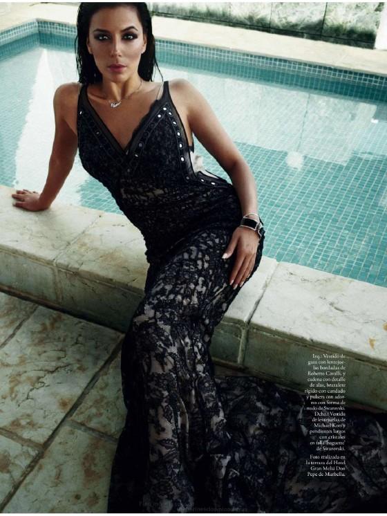 Eva Longoria: Elle Spain 2013 -10