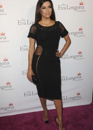 Eva Longoria at Eva Longoria's Foundation Dinner at Beso in Hollywood
