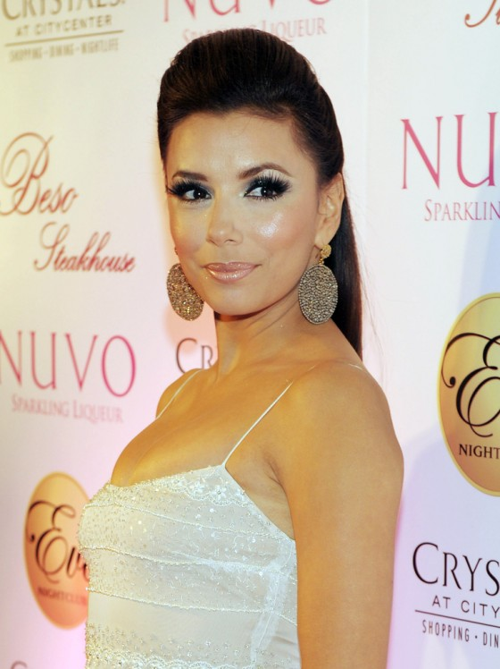 Eva Longoria – Hot at Eve Nightclub in Las Vegas
