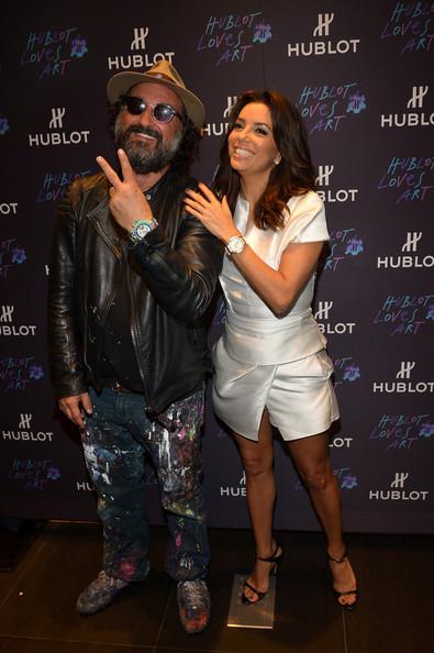 Eva Longoria 2014 : Eva Longoria: Hublot Bal Harbour Presents -10