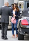 Eva Longoria In Jeans out in LA-01