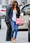 Eva Longoria In Jeans out in LA-02