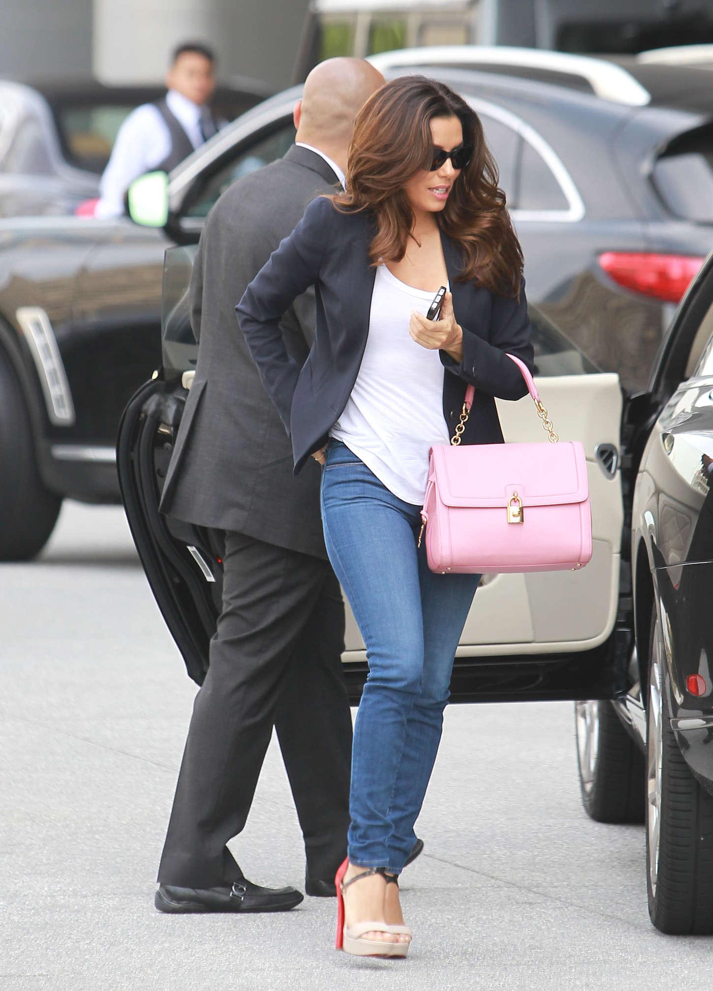 Eva Longoria In Jeans ... Eva Longoria