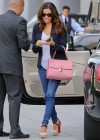Eva Longoria In Jeans out in LA-06