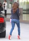 Eva Longoria In Jeans out in LA-08