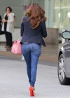 Eva Longoria In Jeans out in LA-09