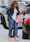 Eva Longoria In Jeans out in LA-10