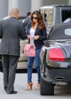Eva Longoria In Jeans out in LA-14