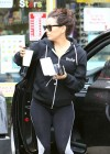 Eva Longoria out and about in Hollywood