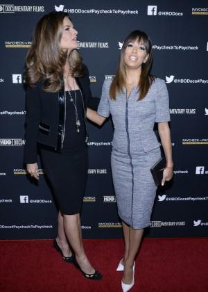 Eva Longoria: Paycheck to Paycheck Premiere -02