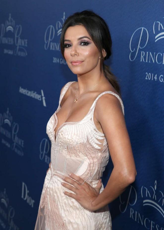 Eva Longoria - 2014 Princess Grace Awards Gala in Beverly Hills