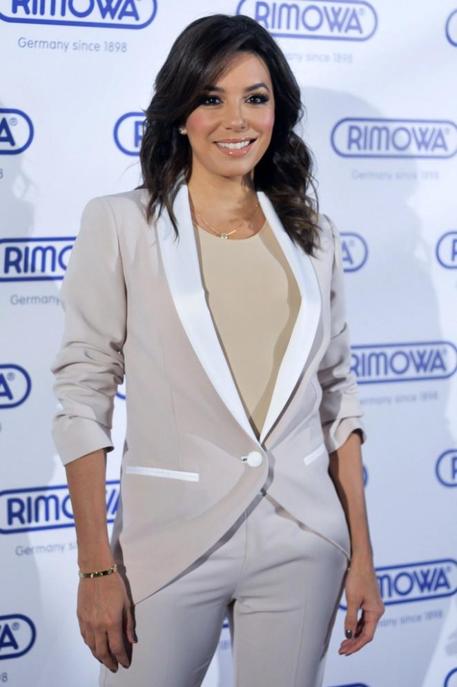 Eva Longoria – Rimowa Store Opening in Miami