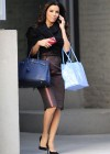 Eva Longoria - Shopping Candids in New York-08