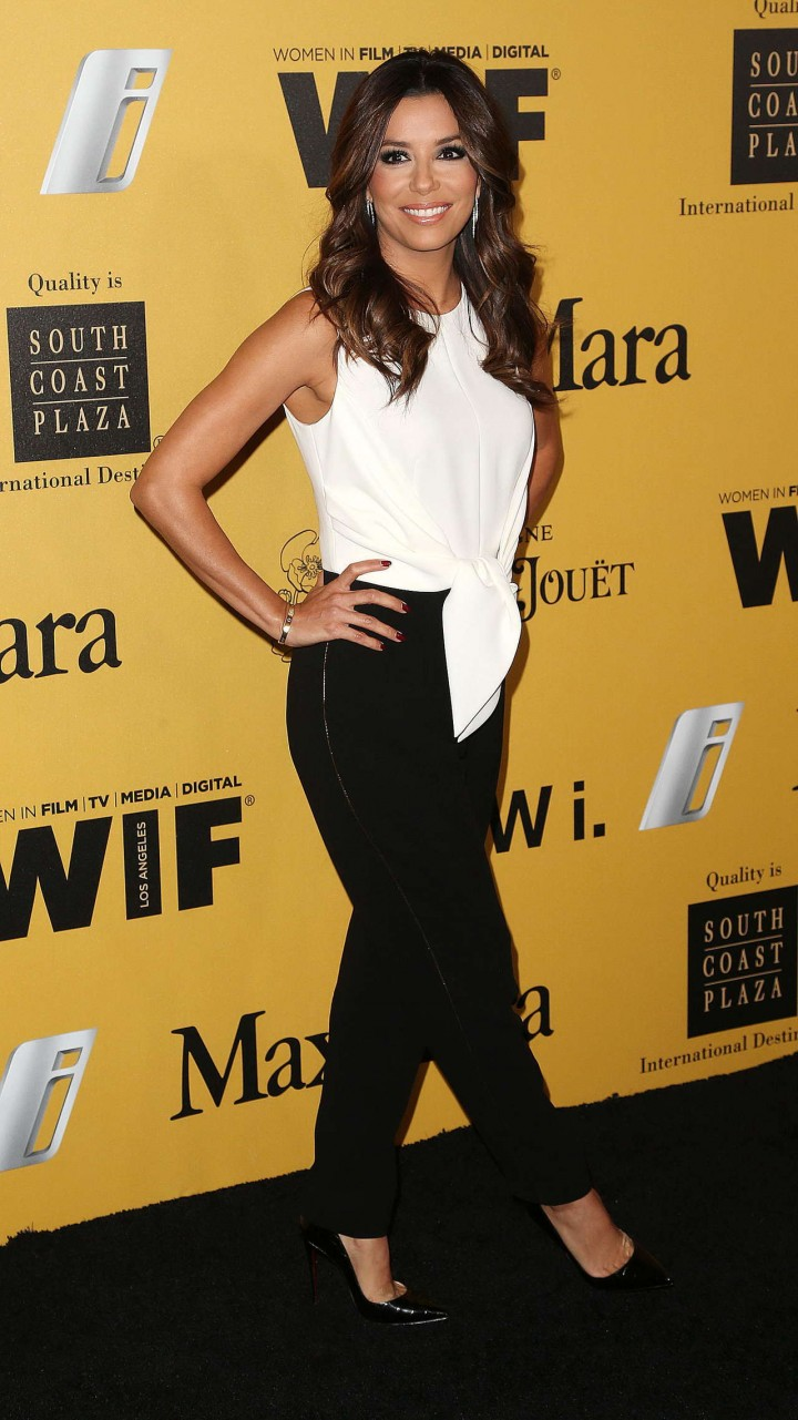 Eva Longoria - Women in Film 2014 Crystal and Lucy Awards in LA -07