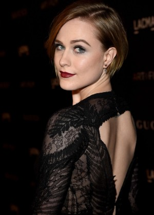Evan Rachel Wood – 2014 LACMA Art + Film Gala in LA