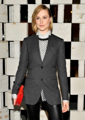 Evan Rachel Wood - Hammer Museum's 2014 Gala in the Garden in Westwood