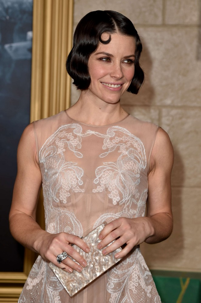 Evangeline Lilly - 'The Hobbit: The Battle of the Five Armies' Premiere in Hollywood