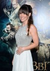 Evangeline Lilly - The Hobbit: The Desolation Of Smaug premiere -06