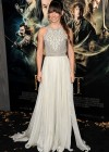 Evangeline Lilly - The Hobbit: The Desolation Of Smaug premiere -07