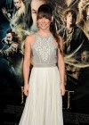 Evangeline Lilly - The Hobbit: The Desolation Of Smaug premiere -19