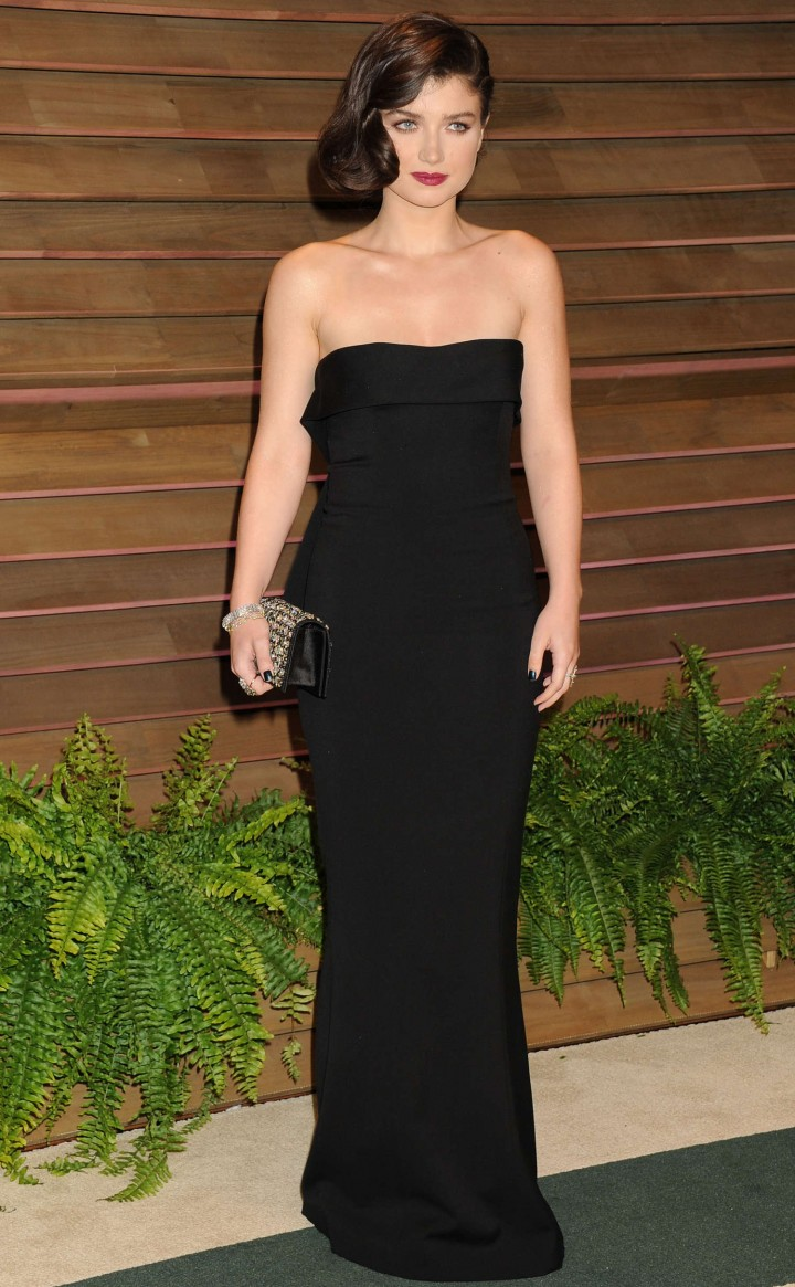 Eve Hewson: Oscars 2014 – Vanity Fair Party -07