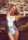 Fabienne Hagedorn: Moeva Bikini Collection 2014 -24