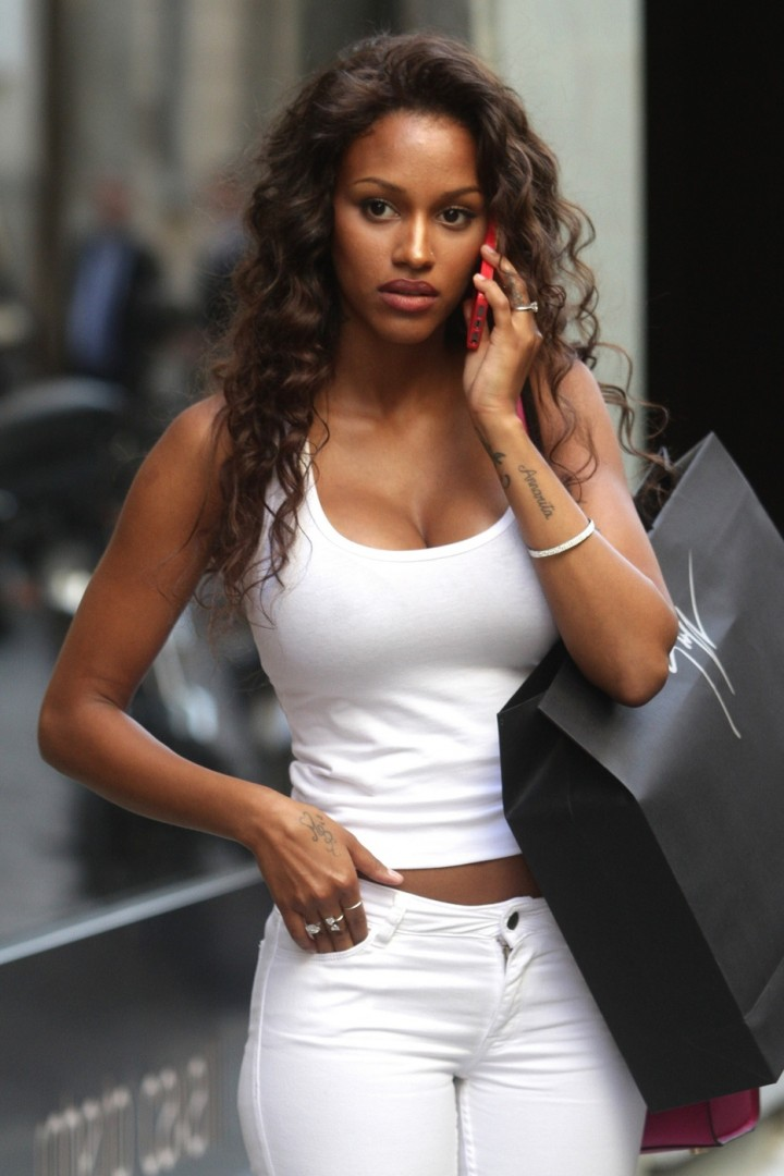 Fanny neguesha out and about gotceleb - Gorgeous girls on tumblr ...