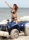 Farrah Abraham in a bikini at the beach in Fort Lauderdale -15