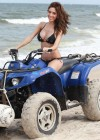 Farrah Abraham in a bikini at the beach in Fort Lauderdale -21