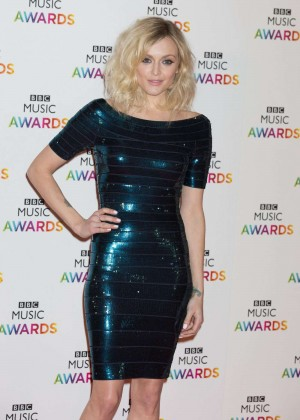 Fearne Cotton - BBC Music Awards 2014 in London