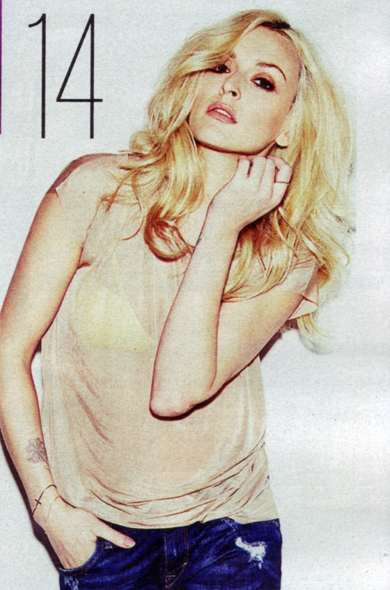 Fearne Cotton: Fabulous Magazine -03