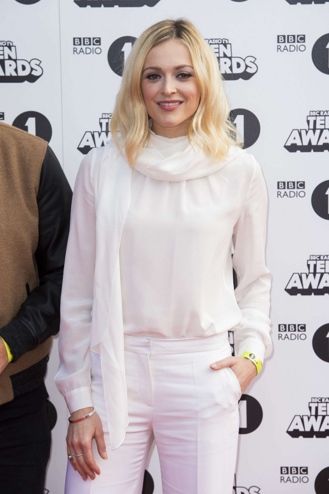 Fearne Cotton - 2014 Radio One Teen Awards in London