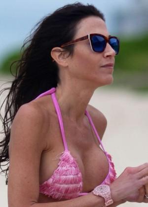 Federica Torti Bikini Photos: 2014 in Miami -07