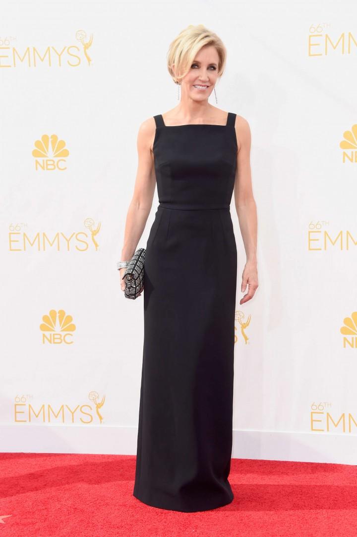 Felicity Huffman - 66th annual Primetime Emmy Awards in LA