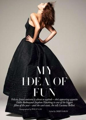 Felicity Jones  Tatler UK Magazine (January 2015)-03