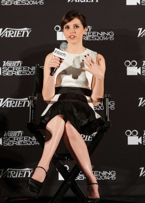 Felicity Jones - 'Theory Of Everything' Screening in Hollywood