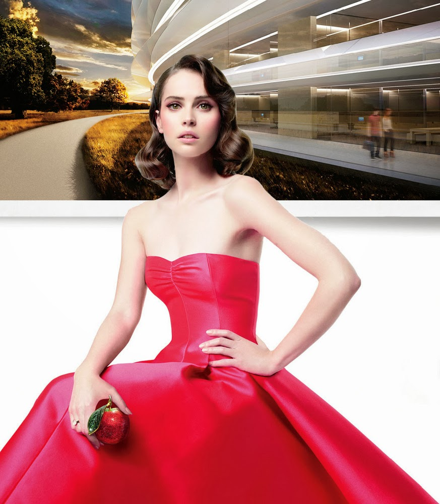 Felicity Jones 2013 : Felicity Jones: Vanity Fair Magazine -01