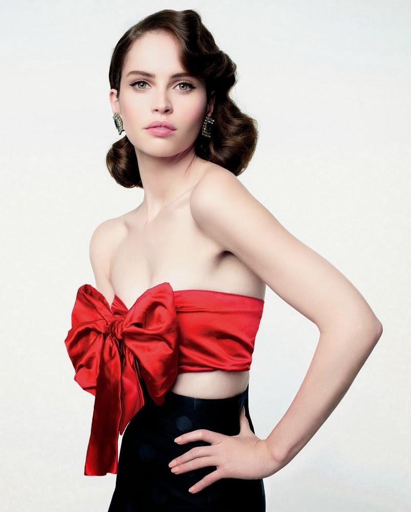Felicity Jones 2013 : Felicity Jones: Vanity Fair Magazine -02