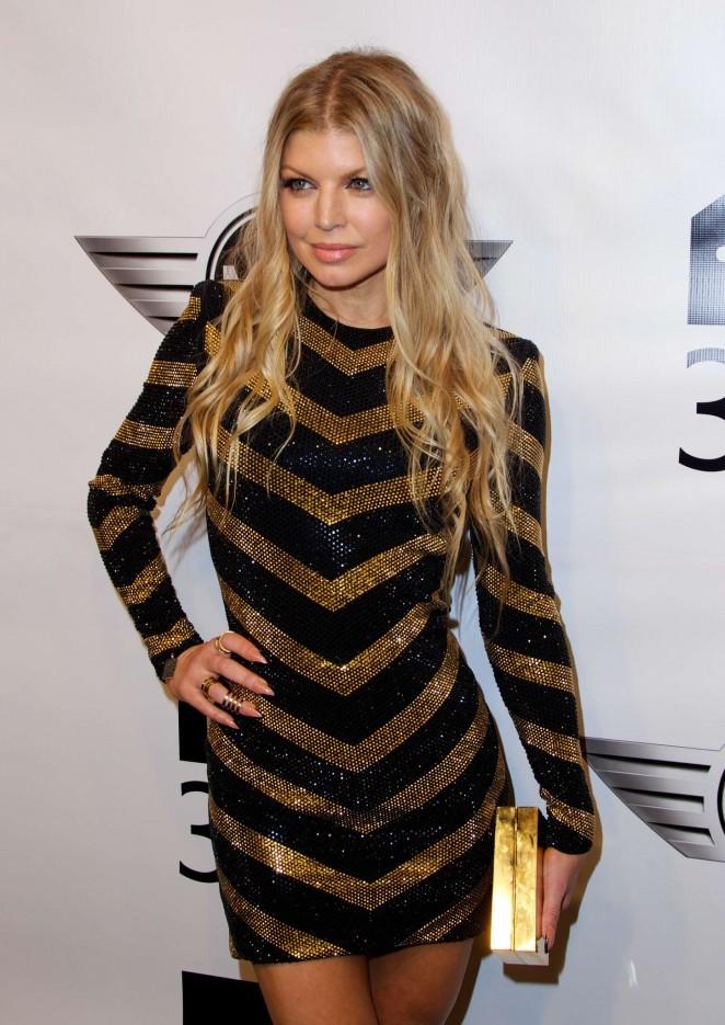Fergie - 2014 Emery Awards in NYC