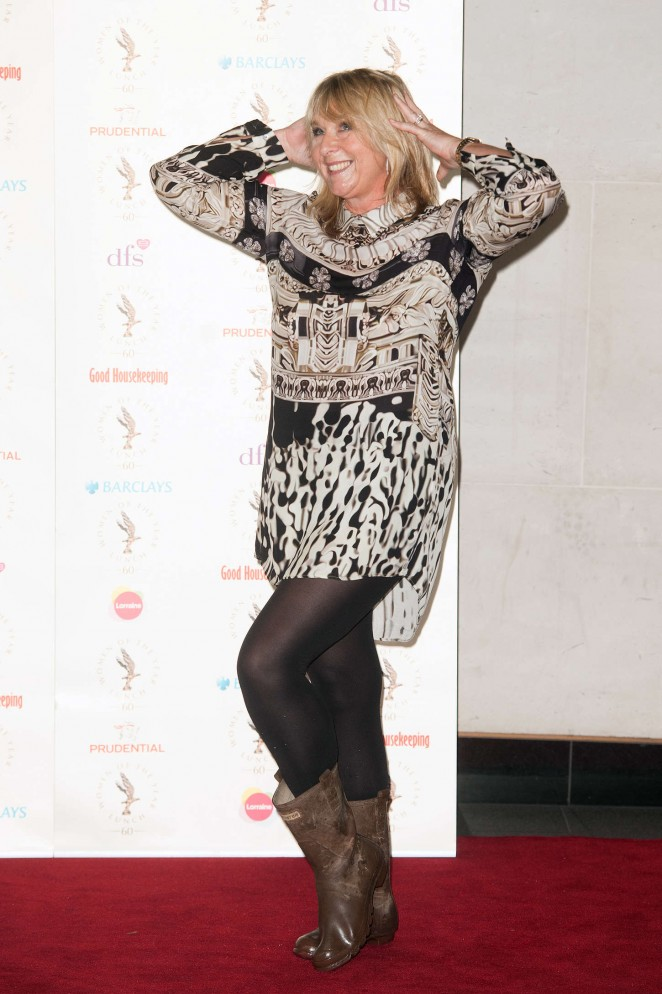 Fern Britton: The 59th Women of the Year Awards in London