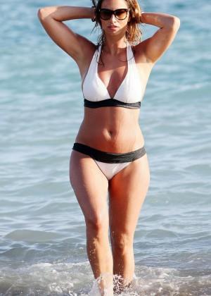 Ferne McCann in bikini 2014-16