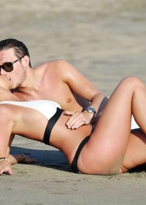 Ferne McCann in bikini 2014-37