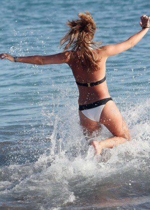 Ferne McCann in bikini 2014-42