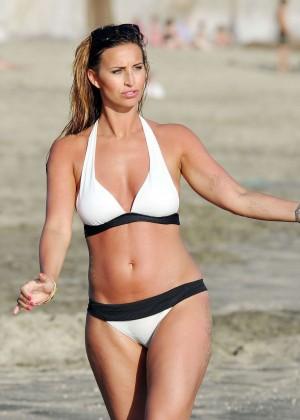 Ferne McCann in bikini 2014-43