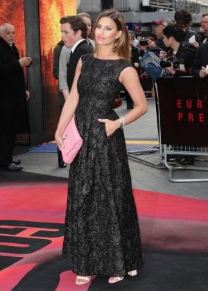 Ferne McCann: Godzilla Premiere in London -10
